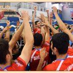تیم ملی والیبال نوجوانان ایران قهرمان جهان شد