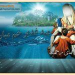 عید غدیر خم ، روز شروع امامت حضرت علی ع مبارک